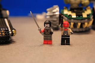LEGO DC Comics 76055 Batman Killer Croc Sewer Smash 07