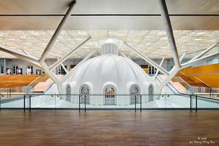 Singapore National Gallery: Overlooking The Rotunda 4