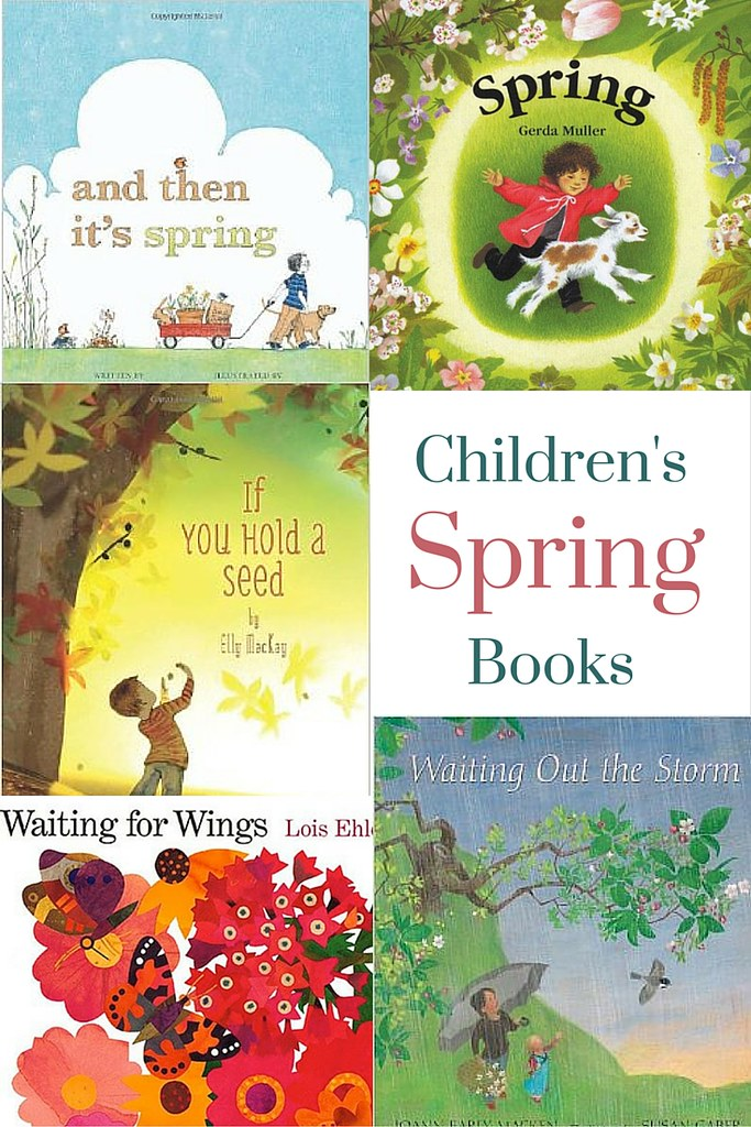 This list of spring books for kids is perfect for all children, from babies to preschoolers. These nature-oriented books teach children all about the Spring season and capture their imagination with beautiful illustrations, fun storylines and the magic of the Spring season. Spring | Kids | Spring Books