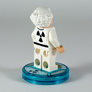 REVIEW LEGO Dimensions 71230 Doc Brown Fun Pack 4
