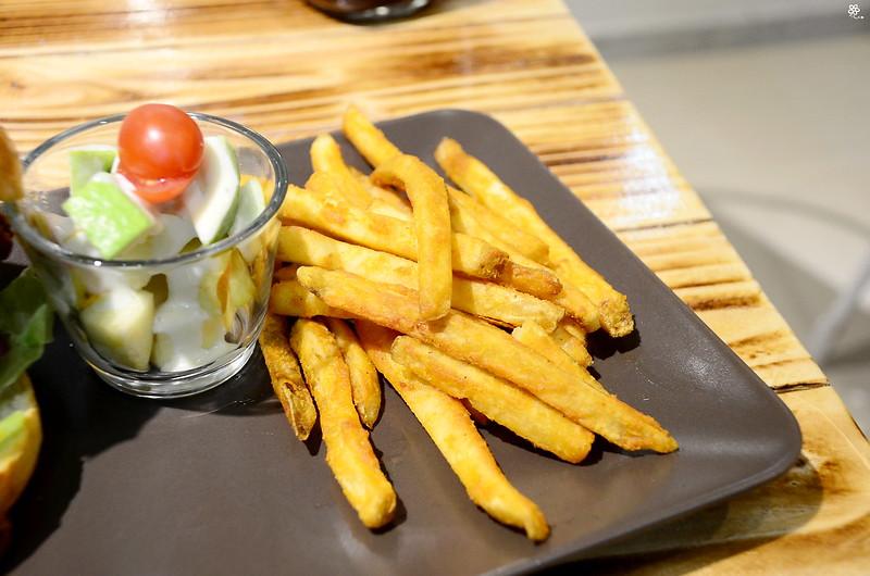 樹林車站美食推薦板橋漢堡M&M Burger菜單 (56)