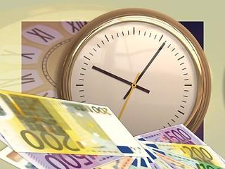 お金と時間 by pixabay