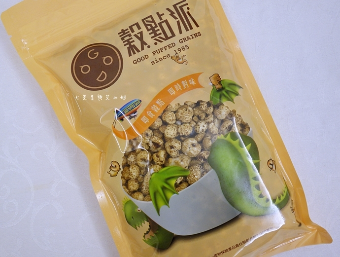 2 穀點派Goog Puffed Grains 古早味米香