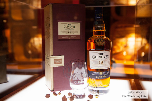 The Glenlivet Archive 21 and 18