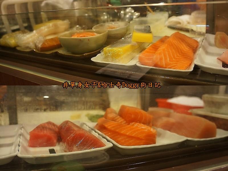 毅壽司平價日式料理築地生魚片蓋飯鮮魚金泰日本料理09