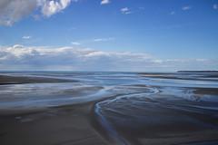 Il mare si ritira