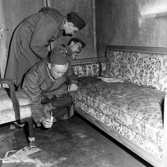 獨裁者之葬身地 希特勒的地下室8