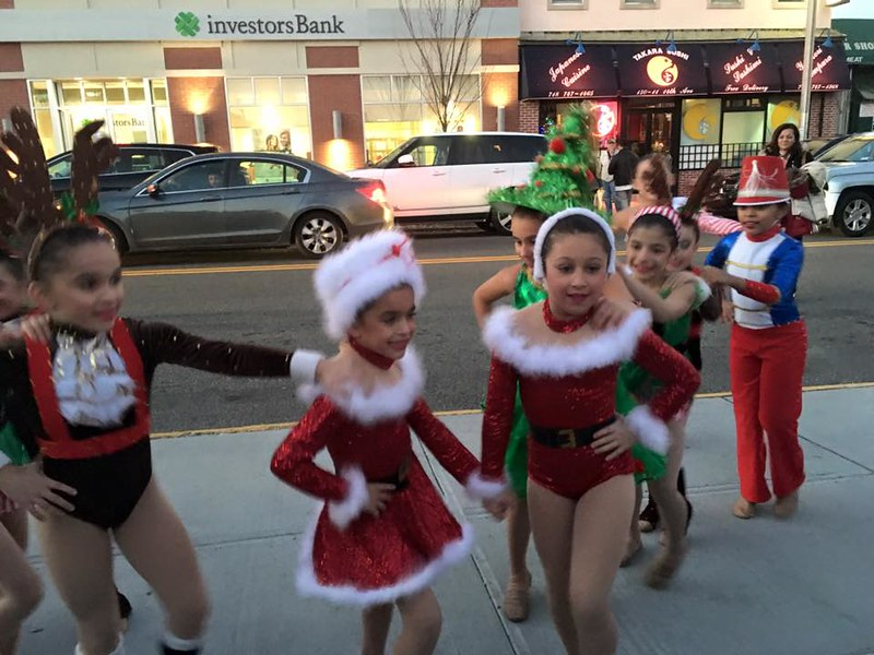 Whitestone Tree Lighting 2015