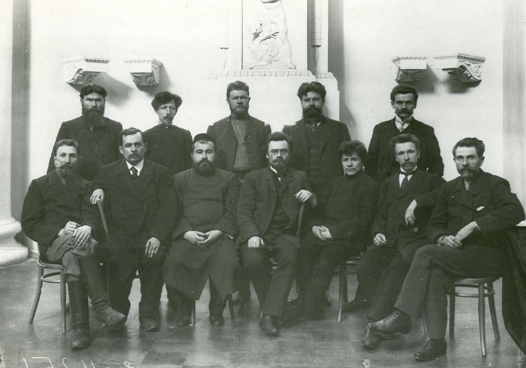 Группа депутатов Второй Государственной думы от Самарской губернии