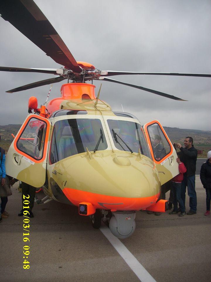 صور مروحيات القوات الجوية الجزائرية  [ AW-139 SAR ] - صفحة 2 25606534310_ff708a802c_o