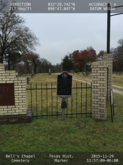 Bell's Chapel Cemetery GPS