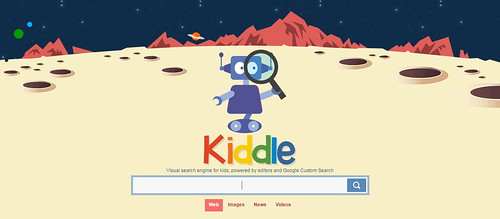 Kiddle, el Google seguro para la infancia