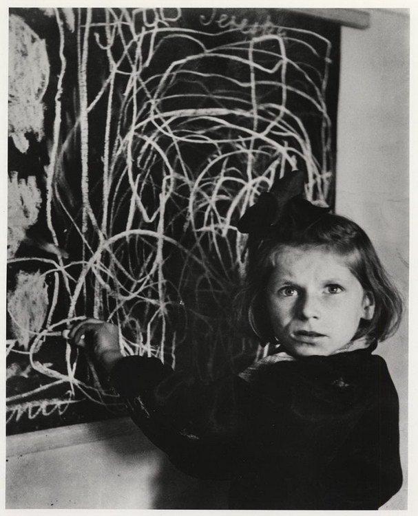 大衛·西蒙 David Seymour – 以小孩為中心的戰地攝影師2