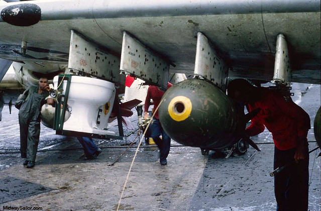 VA-25's Toilet Bomb -
