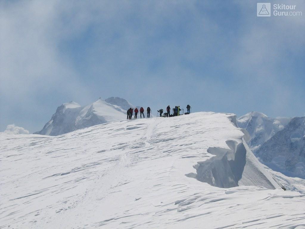 Alphubel Walliser Alpen / Alpes valaisannes Switzerland photo 26