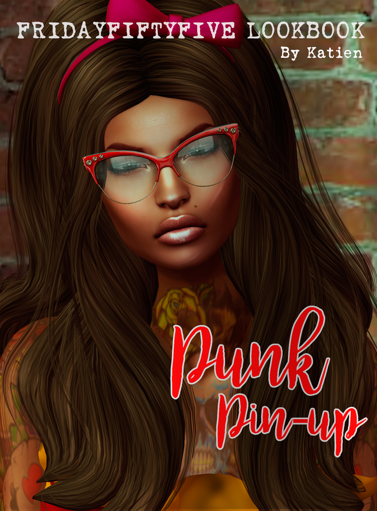 Punk Pin-up