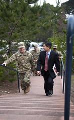 IMCOM Commanding General visits Presidio
