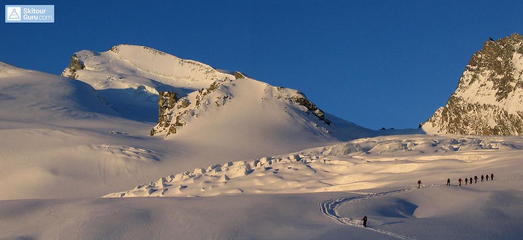 Strahlhorn Walliser Alpen / Alpes valaisannes Schweiz foto 05