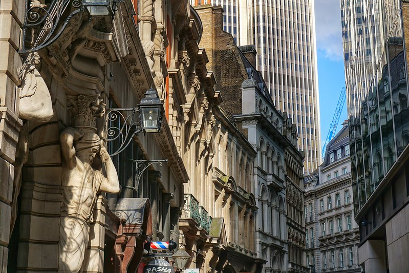 My Quiet London Love Affair