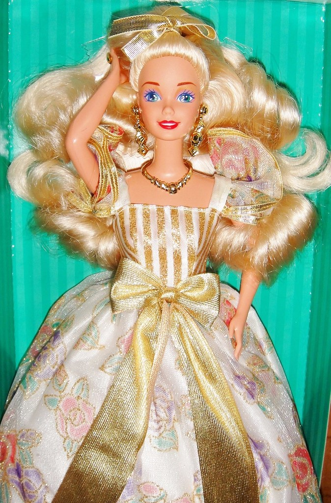 Image result for Ribbons & Roses Barbie Sears Special Edition