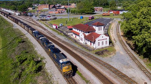 CSX Train N302