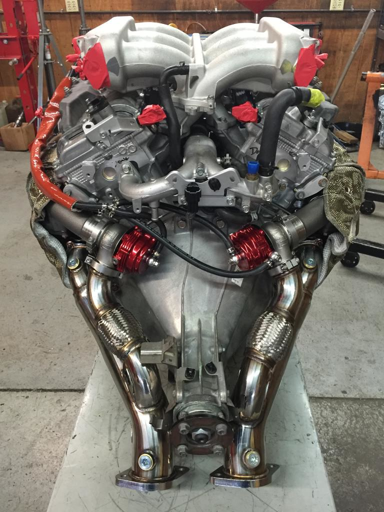 Buschur Racing installs a SBD1200 Package: Photos within