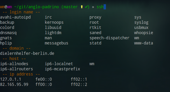 Better zsh with Prezto