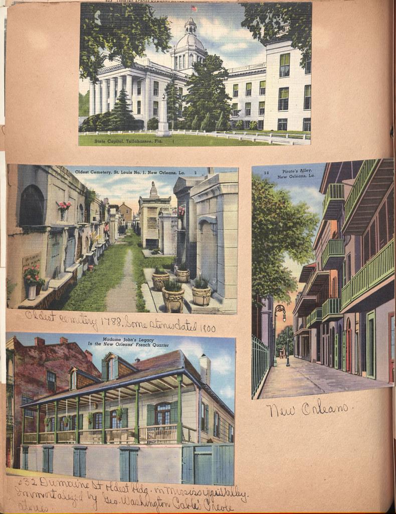 Maude Liersch Scrapbook Page 38