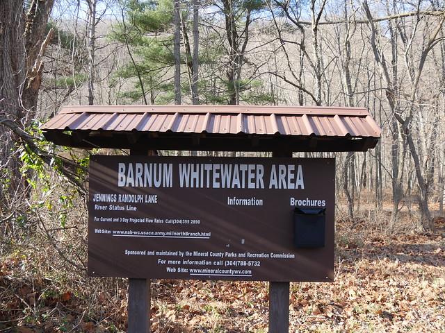 Barnum Trail, WV