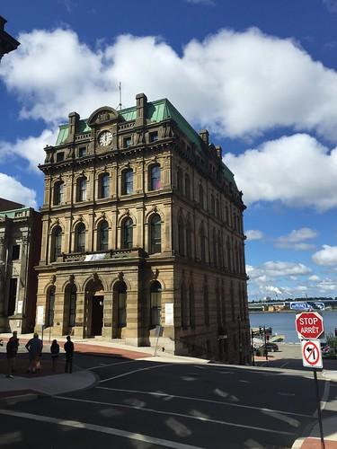 Saint John building