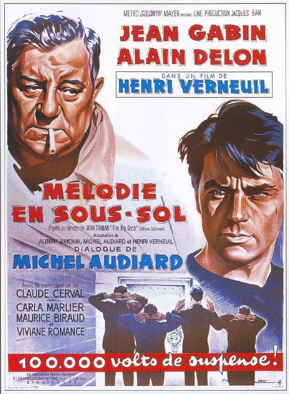 Mélodie en Sous-Sol - Poster 1