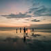 Sunset at Kuta Beach by RnD.de.Portraits