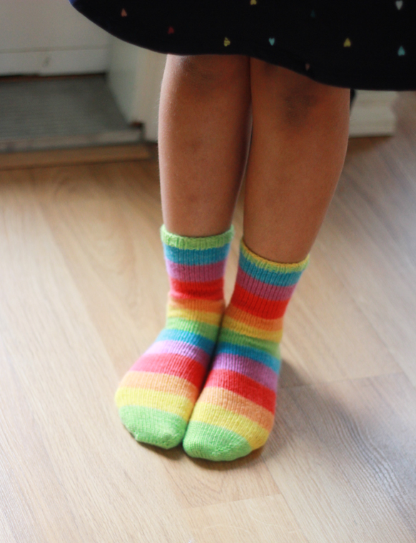 Rainbow Stripes 1