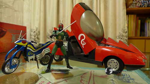 Kamen Rider RX Complete Set
