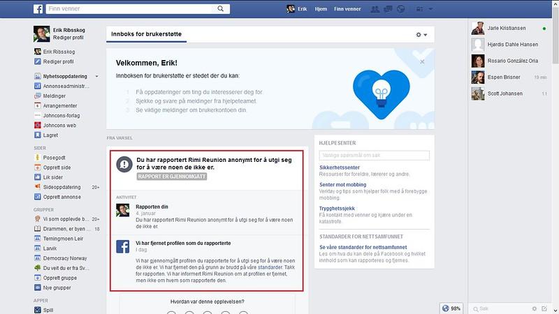 facebook rimi reunion