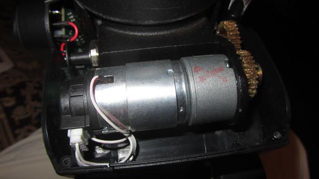 IMG_6707 Celestron Advanced VX motor
