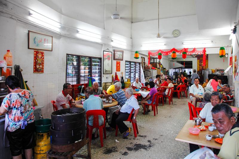Tuck Cheong Dim Sum Restaurant Pudu
