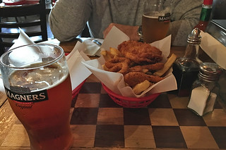 Camelot Fish and Chips - Lunch