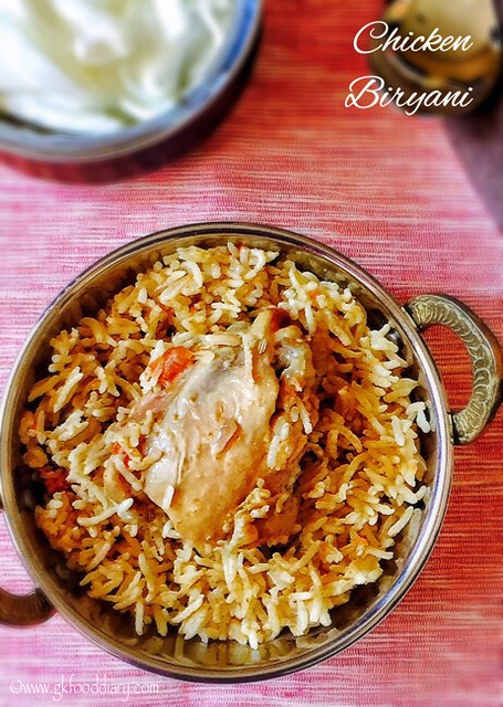 Easy Chicken Biryani Recipe for Toddlers and Kids2