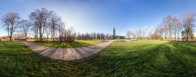 Rotehornpark - 360°