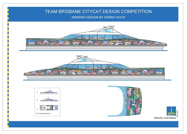 CityCat - It's a wrap competition