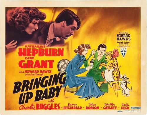 Bringing Up Baby - Poster 1