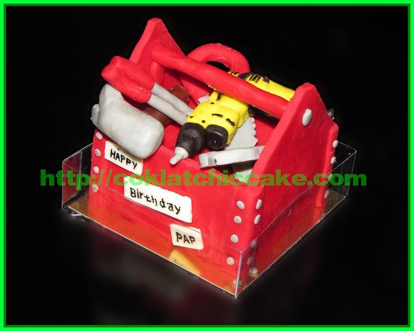 Minicake Tool Kit atau minicake pertukangan