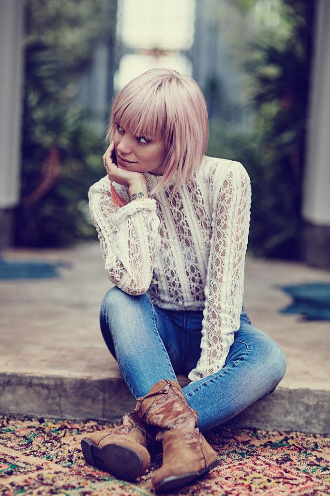 Лили Аллен — Фотосессия для «Vero Moda» 2016 – 16