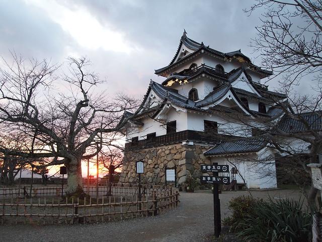 Hikone Castle 彦根城