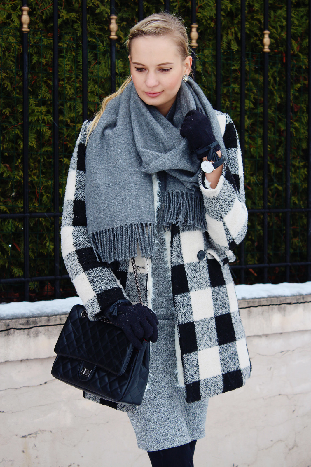 Fancy winter style