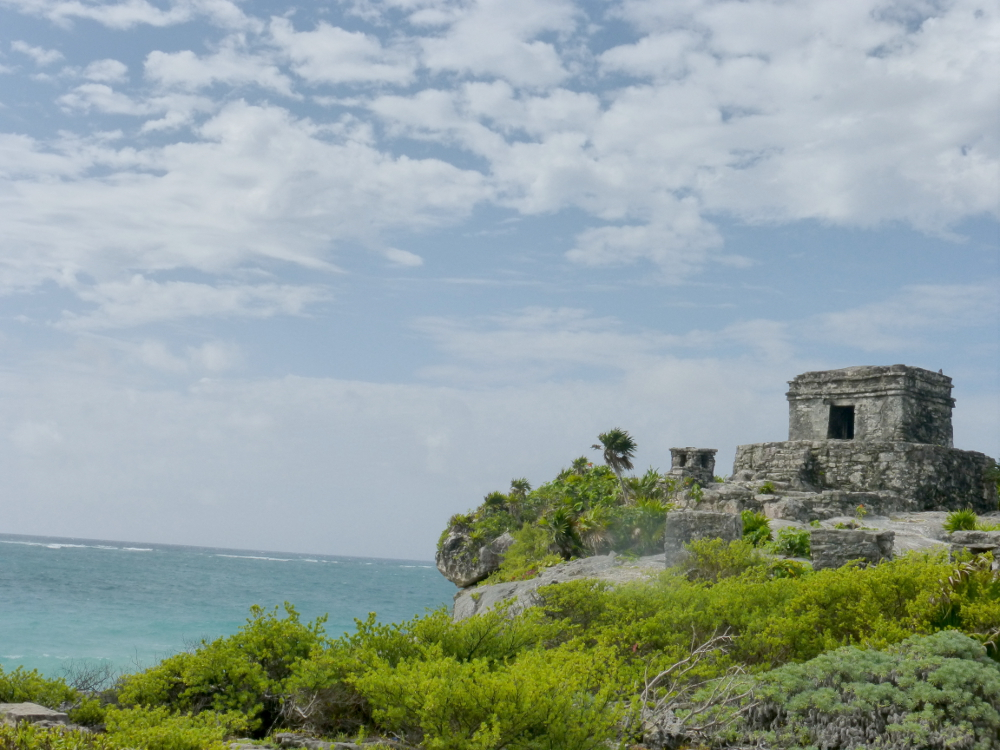 Ruins of Tulum - Playa Del Carmen Side Trip