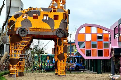 宜蘭市新景點幸福轉運站積木博物館003-DSC_0207