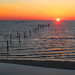 Sunset in the Easter Shore of the Chesapeake Bay (On Explore 2/29/2016) by die Augen