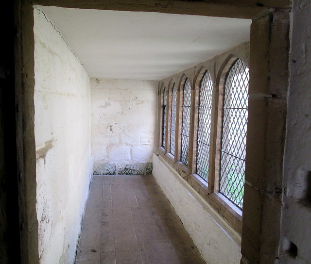 Mount Grace Priory Cell Cloister